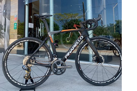 Pinarello GAN RS  - Semi nova - (Bike em Floripa)