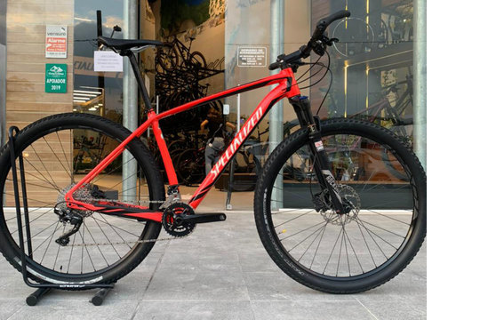 Specialized StumpJumper  - Semi nova - (Bike em Floripa)