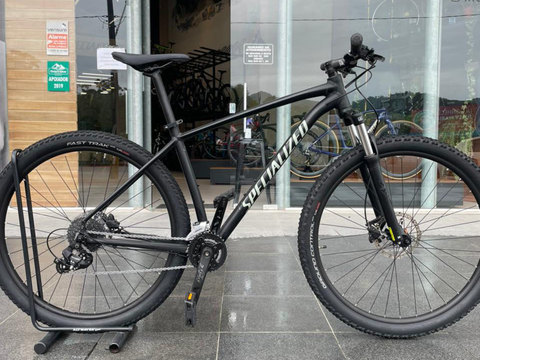 Specialized Rockhopper  - Semi nova - (Bike em Floripa)